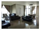 Dijual Apartemen Senayan City Penthouse 4+1BR