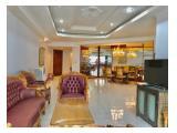 Jual Murah Apartemen Taman Anggrek Jakarta Barat - 3 BR Furnished
