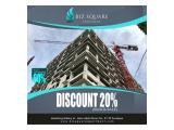 Dijual Apartment Biz Square Surabaya Jawa Timur - Dp 10 Juta Cicilan 100 Ribu Perhari Punya Unit Apartment