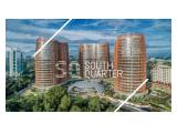South Quarter Residence by Intiland, the next CBD in TB Simatupang, Promo Installment starts from 9,9 Million Rupiah/Month
