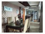APARTEMEN 4BR VIEW CITY FURNISHED STRATEGIS DEKAT MRT