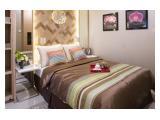 Show unit bedroom