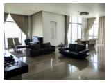 Senayan City Penthouse 4 bedroom , 440m2 for sale