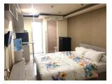 jual cepat apartemen kalibata city 2BR full furnished view kolam renang