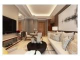 Jual / Sewa Apartemen South Hills Kuningan, Jakarta Selatan – 1 / 2 / 3 BR Semi Furnished ,In-House Marketing