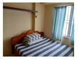 Apartemen Kalibata City 2 BR Tower Mawar Semi Furnished