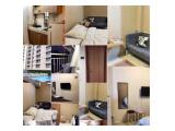 dijual Studio, 2br siap huni furnished dan kosongan