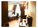 Dijual Apartemen Bellagio Residence di Jakarta Selatan – 3 Bedroom 106 Sqm Full Furnished