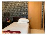 Dijual Apartemen Kempinski uk 126 m2 Siap Huni - Tipe 2+1 BR Fully Furnished