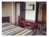 Jual Apartemen Margonda Residence 2, Depok, Type Studio Full Furnished