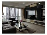 For Sell / Rental 1 Park Residence Apartement 3 BR Full Furnished - Tower B 15th Floor - Pool View