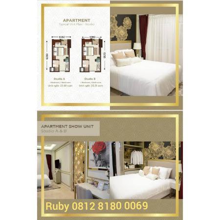 Jual Apartemen Trans Park Bintaro Murah | Apartment for Sale