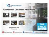 Di Jual Apartemen Kuningan City - 2 BR, Luas 92m2, Full Furnished, Lokasi Strategis by ASIK PROPERTY