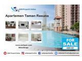 Di Jual Apartemen The 18th Residence Taman Rasuna - 1 BR, Full Furnish, Luas 43m2, Harga Murah by ASIK PROPERTY