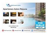 Dijual Apartemen Aston Rasuna Residence - 3 BR, Lantai Rendah, Luas 91m2, Special Unit by ASIK PROPERTY