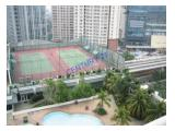Dijual Unit Apartemen Ambasador 2,  3+1 Bedrooms Furnished