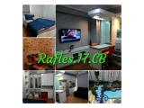 DI JUAL APARTEMEN KALIBATA CITY TYPE 2 BEDROOM & STUDIO FULL FURNISH