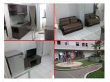 Jual Apartemen – Kalibata City - 2 BR Corner - (Furnished)