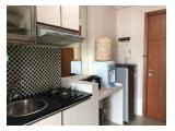 Dijual Murah Apartemen Woodland Park Kalibata – Unit Studio Fully Furnished, Siap Huni