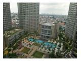 Dijual CEPAT MURAH Condominium Taman Anggrek Residences – 2 BR 99 m2, Semi Furnished, Cocok Investor