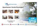 Di Jual Apartemen Verde Residence di Jakarta Selatan - 2 BR, Luas 170m2, Harga Bersahabat by ASIK PROPERTY