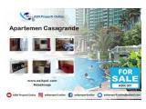 Dijual Apartemen Casa Grande Tower Montreal - 1 BR, Luas 50m2, Harga Murah dan Lokasi Strategis by ASIK PROPERTY