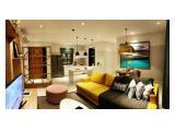 Cicilan 15 Jt Per Bulan , Free Semi Furnished - Apartemen Low Rise Lloyd 2 Bedroom 100 m2 di Alam Sutera Bsd Gading Serpong Tangerang