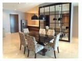 Jual / Sewa Apartemen Pakubuwono House Jakarta Selatan – 2 BR dan 2+1 BR, Semi Furnished