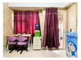 Jual Apartemen Margonda Residence 3 ( Mares 3 ) Studio Full Furnished - Nyaman & Murah !
