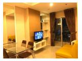 Dijual Apartemen Cosmo Terrace 2 Bedroom, harga bagus, Nice View