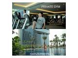 Dijual Rugi LA RITZ Pakuwon Mall Surabaya Barat  - 3 BR View Pool Interior Mewah