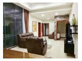 For Sale Apartment Senopati Penthouse - Type 2+1 Bedroom Fully Furnished A1940