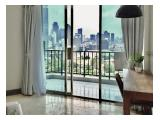 Apartemen Puri Casablanca Full Renovasi Open Kitchen High Floor