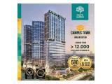 Apartemen CAMPUS TOWN HOME FOR 12.000 COLLEGE STUDENTS