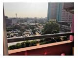 Apartemen Dijual Segera - Low Floor Studio Apartment Green Pramuka