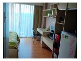Dijual Studio Furnished - Good Unit & Nice View