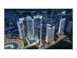Jual Apartemen The Newton Ciputra World 2 Kuningan Jakarta Selatan - Brand New Studio Unfurnished