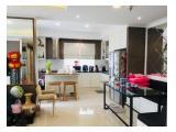 Dijual Apartemen Sudirman Park di Jakarta Pusat – 3 BR, 2 BT, Full Furnished