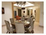 Dijual Apartemen The Capital Residence 3+1BR Uk 177 di Kebayoran Baru South Jakarta