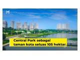 Cetral park taman rekreasi cocok untuk segala aktifitas keluarga