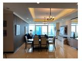 Disewa / Dijual Apartment Kempinski Private Residence Dealing With a Nice view of HI, With New Furniture and Private Lift (Direct Owner)