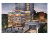Dijual Apartemen Synthesis Residence Kemang - Harga Perdana - 2 BR Semi Furnished
