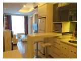 Dijual Apartemen Casa Grande Residence Tower Montana 1 Bedroom Luas 42 SQM Fully Furnished