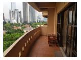 Jual Apartemen Kusuma Chandra Jakarta Selatan - 3+1 Bedroom Luas 145 m2 Full Furnished