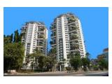 Dijual Apartemen Grand Tropic S. Parman - Tipe 3+1 BR Size 140 m2 Unfurnished
