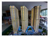 3 Tower Exclusive dgn 3 kolam Renang dan mini mall