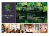 Di jual apartment The Spring Residence Ciputat, Promo apartment Exclusive dan Murah di Tangerang selatan (Unit Ready)