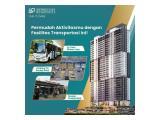 Apartemen Breeze Bintaro easy akses ke jakarta selatan dekat sekolah alAzhar diskon upto 300jt