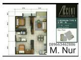 Di Jual Apartment The Accent Bintaro