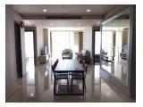 Jual TERMURAH Apartment PAKUBUWONO HOUSE 2BR+1 (175m2) HARGA BU Pasti Laku